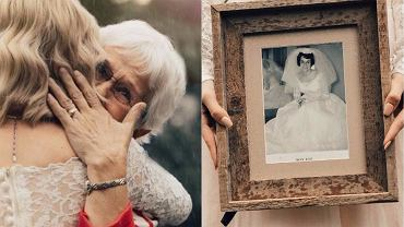 Jordyn Cleverly z babcią