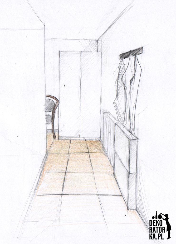 Od drzwi wejściowych