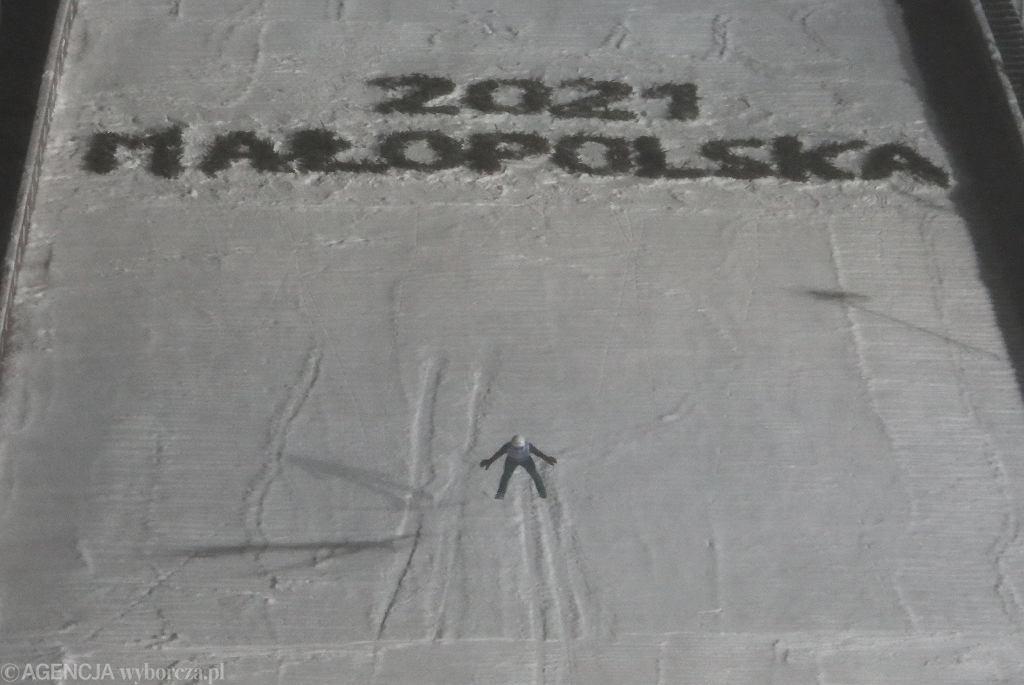 Zakopane podczas Pucharu Świata w skokach narciarskich