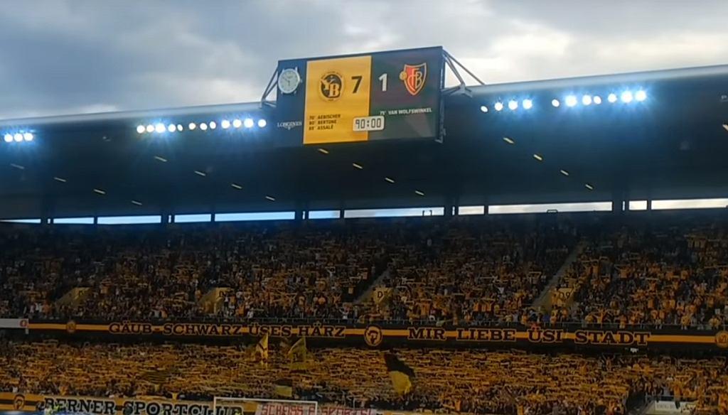 Young Boys - FC Basel