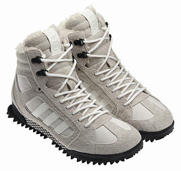 Adidas: miejsko sportowe buty na zimę