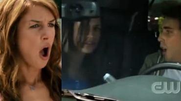 Meghan Markle w scenie seksu oralnego w serialu '90210'