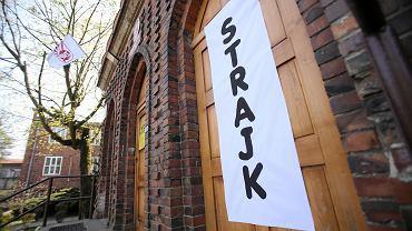 Strajk nauczycieli trwa od 8 kwietnia
