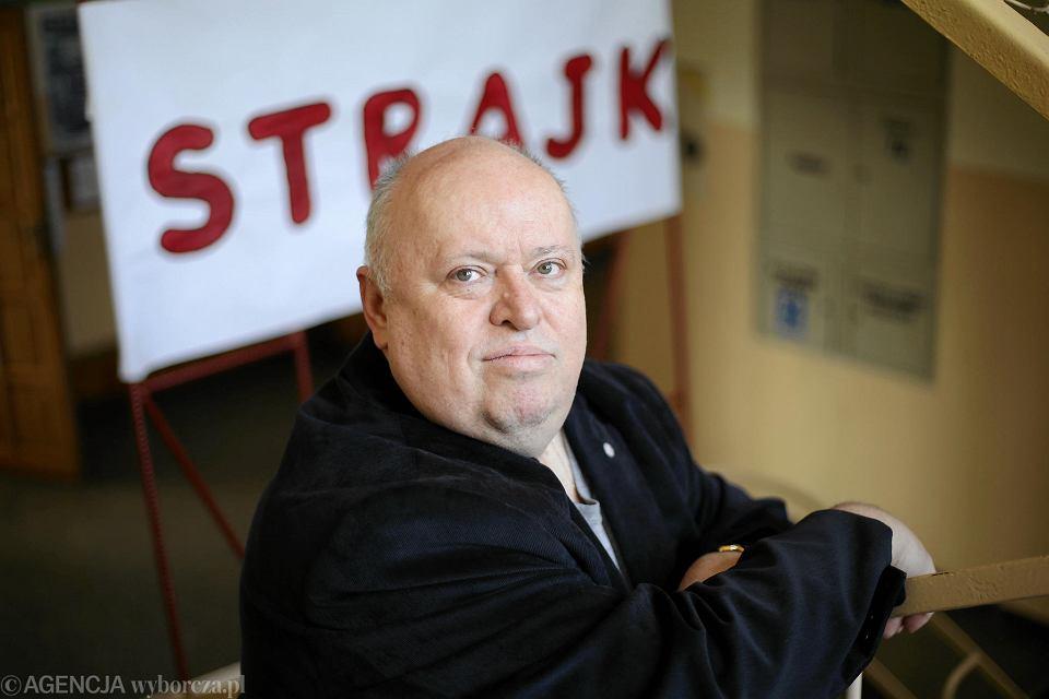 Sławomir Osiński, dyrektor Szkoły Podstawowej nr 47