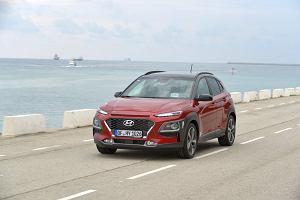 Hyundai Kona - Między segmentami [Pierwsza jazda]