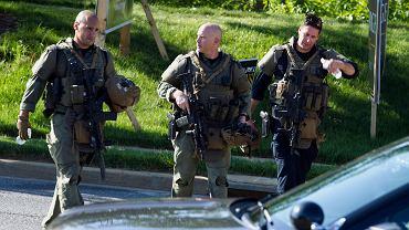 Strzelanina w Annapolis w USA. Napastnik zaatakował w 'Capital Gazette'