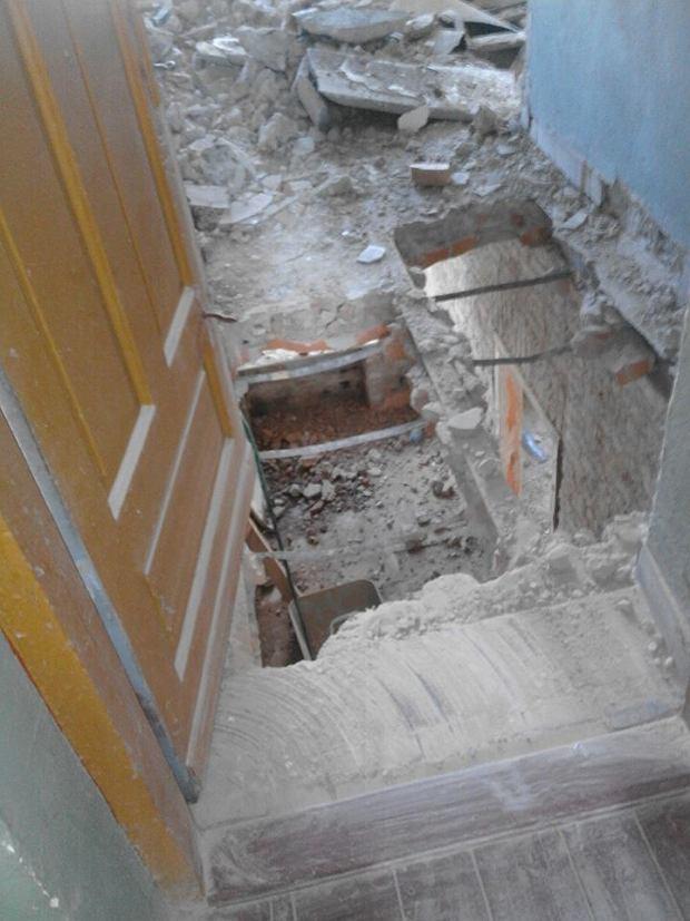 łochowska 38b Mieszkańcy Reprywatyzowanej Kamienicy Walczą