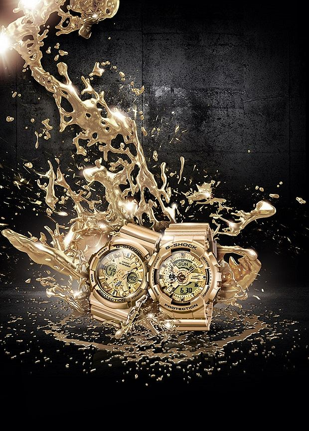 Zegarek męski z kolekcji G-SHOCK