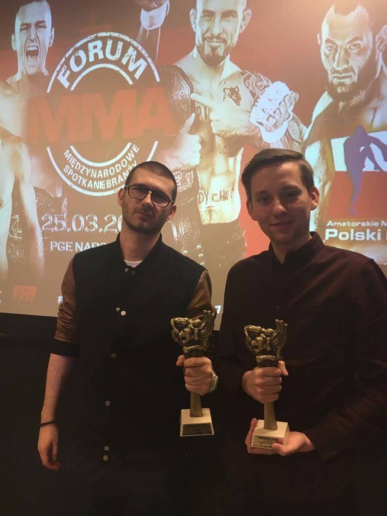Tomasz Pazdyk i Bartłomiej Szypowski (Sport.pl)