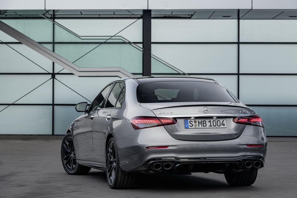Nowy Mercedes klasy E