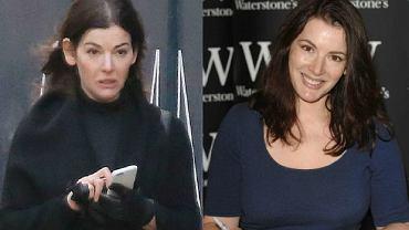 Nigella Lawson teraz i w 2007 roku