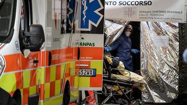 Epidemia koronawirusa we Włoszech (zdjęcie ilustracyjne)