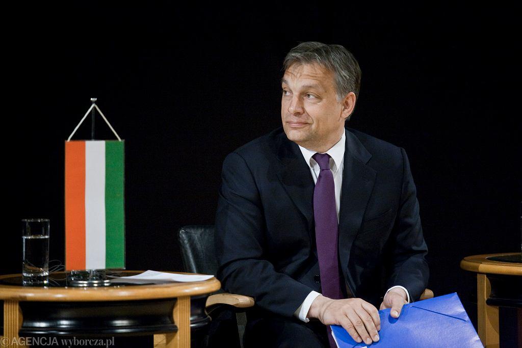 Viktor Orban zadecydował. Fidesz opuszcza partię rządzoną przez Donalda Tuska