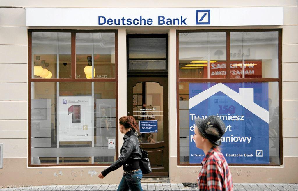 Placówka Deutsche Bank w Toruniu