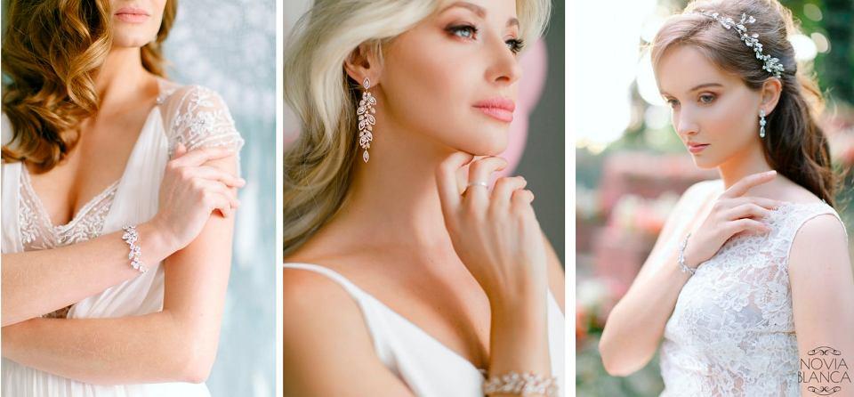 Biżuteria ślubna Novia Blanca