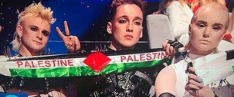 Eurowizja 2019. Ten gest przejedzie do historii! Islandczycy z�amali regulamin konkursu