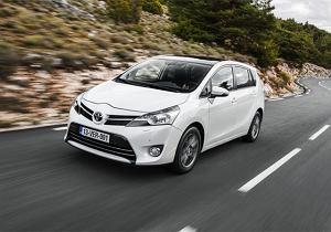 Toyota Verso - test | Pierwsza jazda
