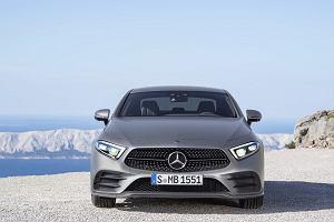 Mercedes CLS trzeciej generacji już w salonach. Znamy ceny