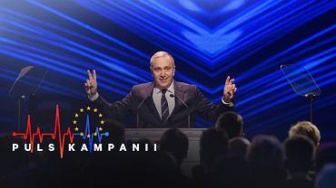 Wybory do Parlamentu Europejskiego 2019. KE z niewielką przewagą nad PiS. Za nimi Wiosna Biedronia