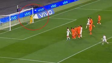 Cudowny gol Yilmaza w meczu Turcja - Holandia