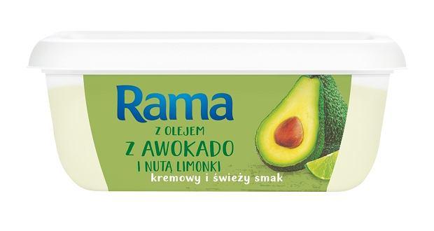 Rama z olejem z awokado i nutą limonki 225g