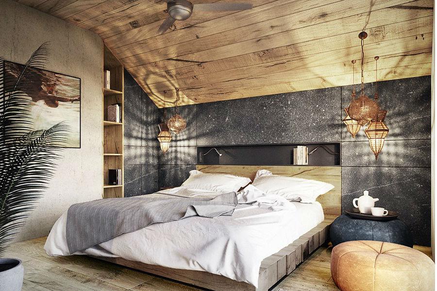 Sypialnia W 5 Stylach