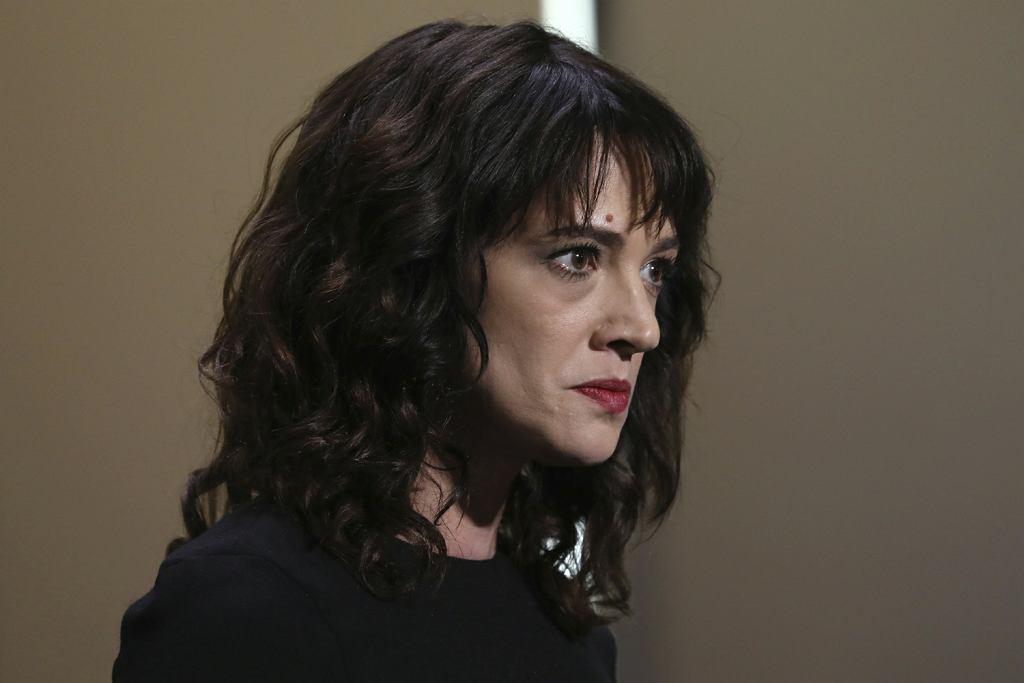 Asia Argento jest oskarżana o molestowanie 17-latka