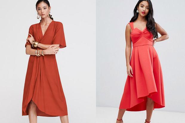 Sukienki na wesele dla mamy trendy 2020, które warto znać!