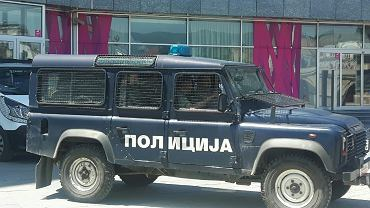 Policja w Macedonii Północej
