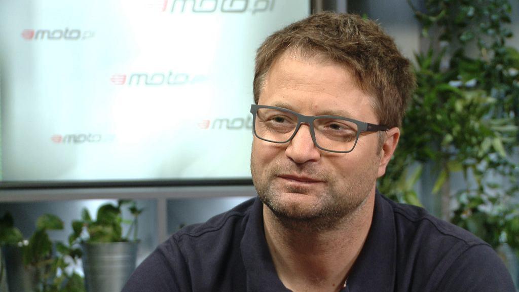 Robert Brykała, pomysłodawca 'Wystawy Klasyków' w FSO