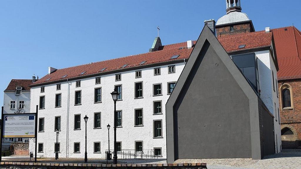 Dawny klasztor Magdalenek