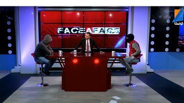 Ultrasi w tunezyjskiej telewizji |