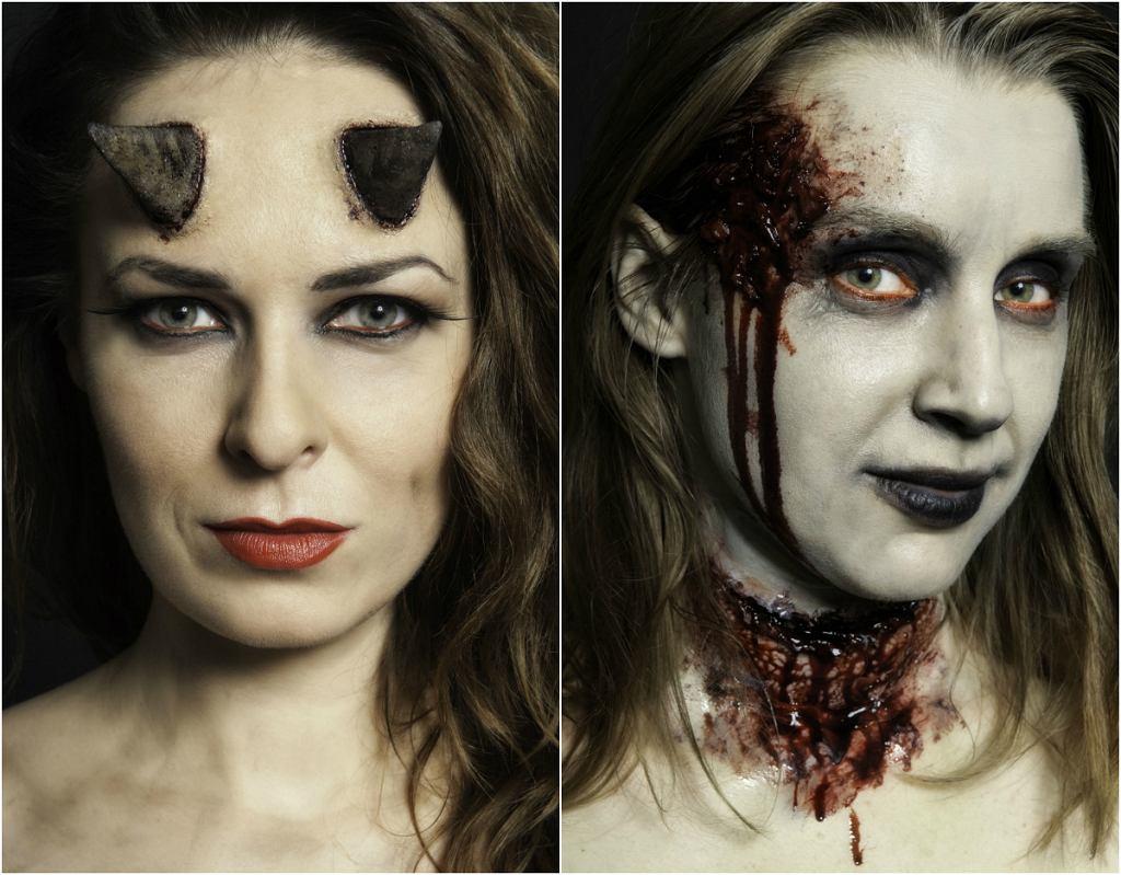 Redakcyjna metamorfoza na Halloween.