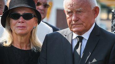 Pogrzeb Leszka Millera Juniora