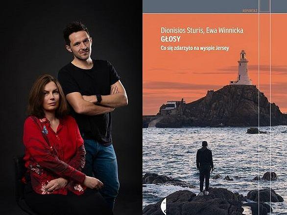 'Głosy. Co się stało na wyspie Jersey' Ewy Winnickiej i Dionisiosa Sturia