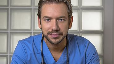 Dr Michał Domaszewski, lekarz rodzinny
