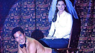 Kadr z filmu 'Narzeczony mimo woli'