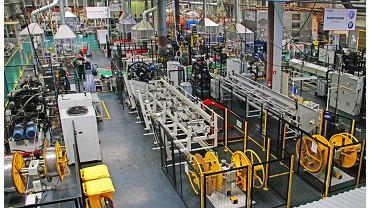 Fabryka Maflow w Tychach