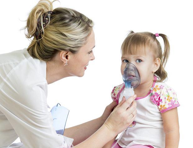 Astma u dzieci i niemowlaków - jak rozpoznać objawy