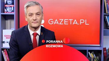 Robert Biedroń w Porannej Rozmowie Gazeta.pl