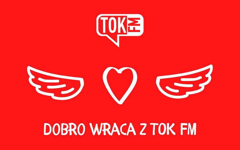 Akcja Dobro Wraca z TOK FM