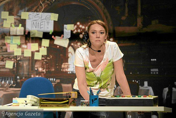 Kasia Kwiatkowska opowiada dowcip w Rannym Kakao!