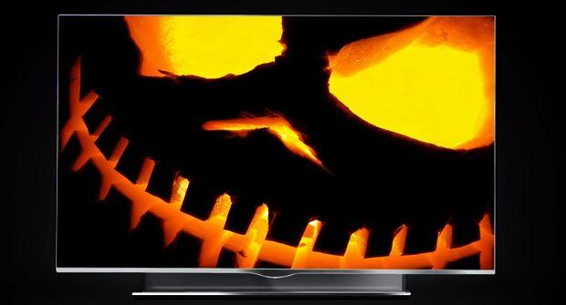 OLED Halloween Fot. na licencji CC wwarby/Flickr