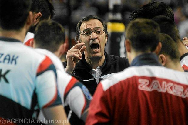 Były selekcjoner reprezentacji Polski może zastąpić Piotra Gruszkę w Resovii