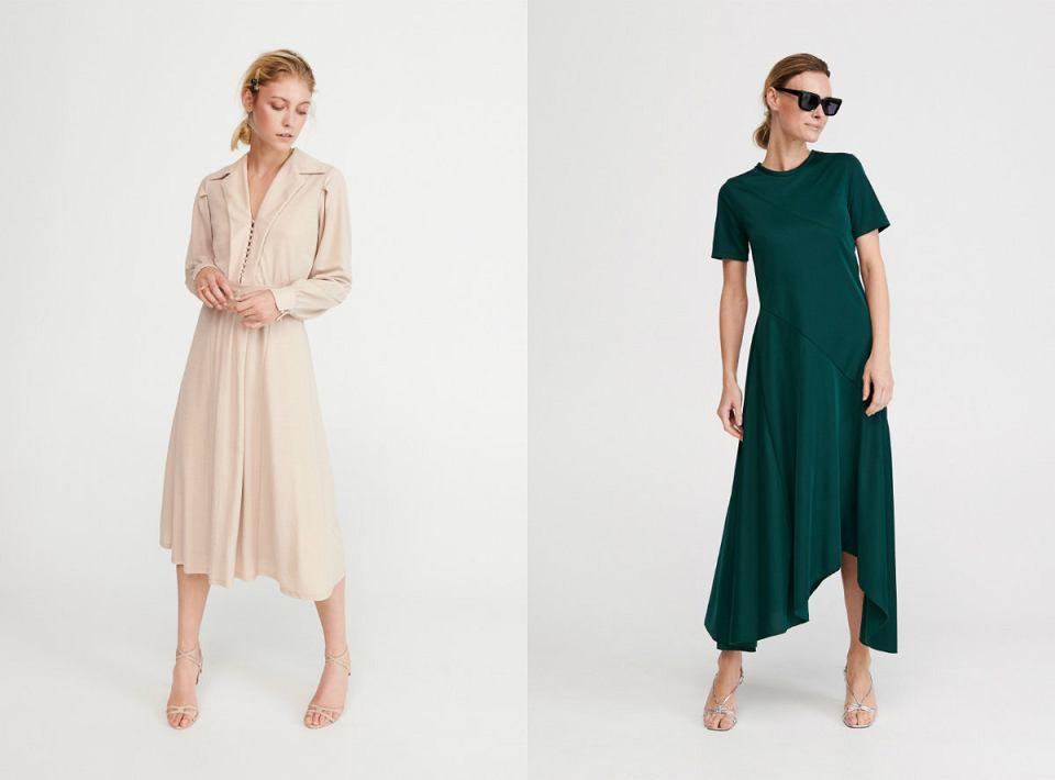 Klasyczne sukienki Reseved