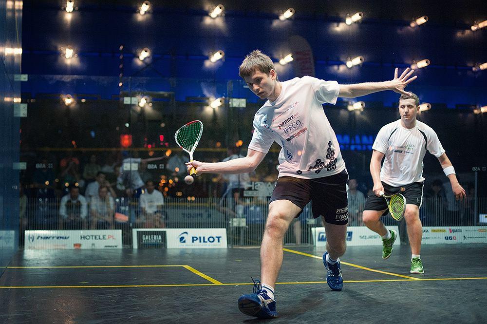 Mistrzostwa Polski w squashu w Krakowie