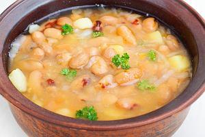 Zupa fasolowa - aromatyczna i sycąca
