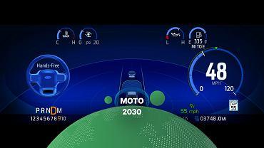 Nowoczesne samochodowe wskaźniki sterowane mikroprocesorem