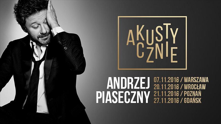 Andrzej Piaseczny akustyczna