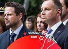 Wybory prezydenckie 2020. Sondaż: Andrzej Duda z minimalną przewagą nad Rafałem Trzaskowskim